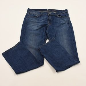 7 For All Mankind Carsen Jeans - Men's Size 36